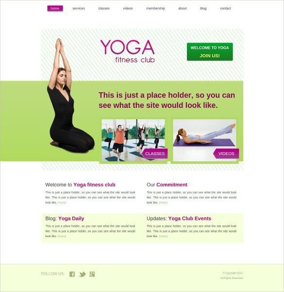 35  free php website templates  u0026 themes