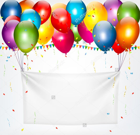 print ready birthday banner template free download
