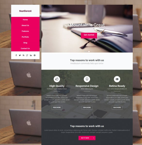 corporate business multipurpose drupal theme