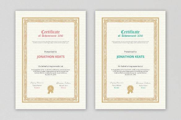 Certificate format psd image collections certificate design and 61 psd certificate templates free psd format download free premium multipurpose certificate template psd format download yelopaper Choice Image
