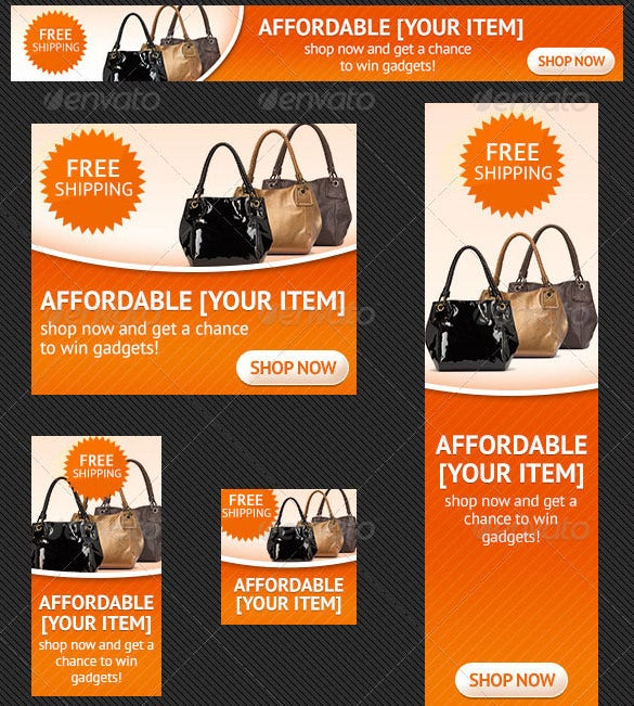Banner Ad Template Free PSD Format Download Free Premium - Photoshop ad templates