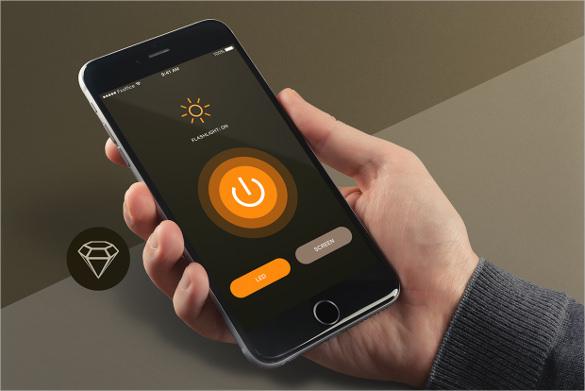 flashlight app free sketchapp challege download