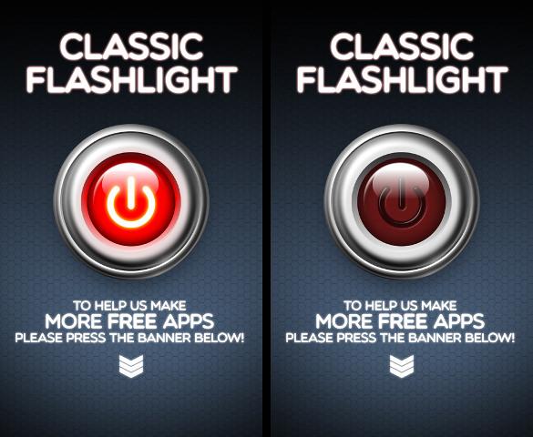 classic flashlight app download