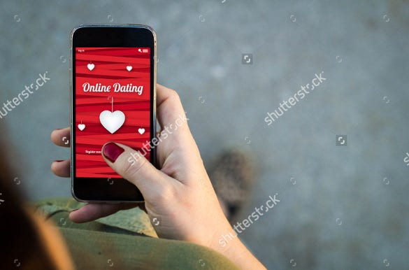 dating app screen download