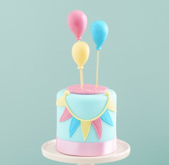 simple birthday cake template1