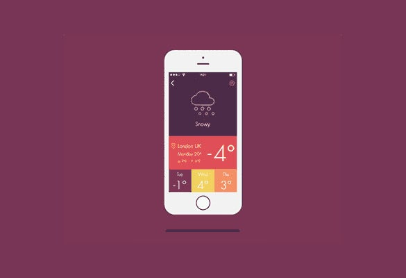 weather app gif download