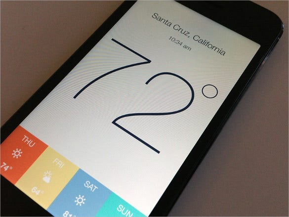 kelvin weather app for iphone download