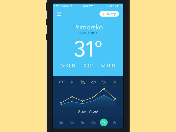 weather app download 4