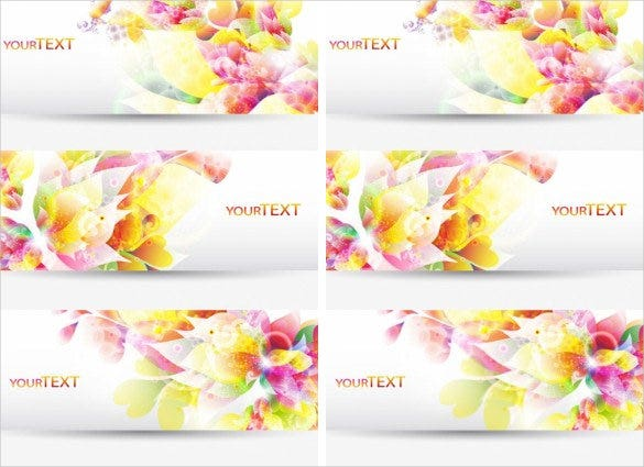 Free Banner Template – 21+ Free PSD, AI, Vector EPS, Illustrator ...