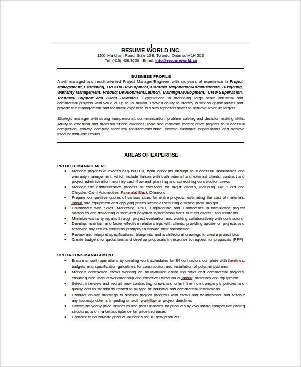 It Resume it resume or software development resume It Manager Resume