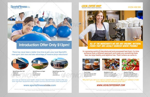 Advertising Design Template 56 Free Psd Format Download