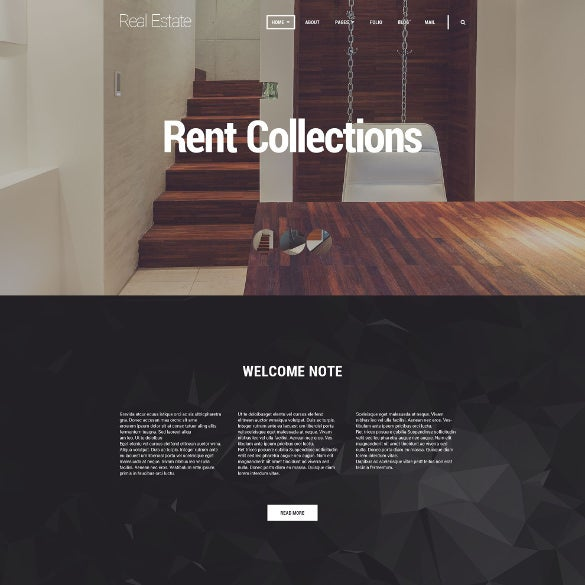 property selector real estate joomla template