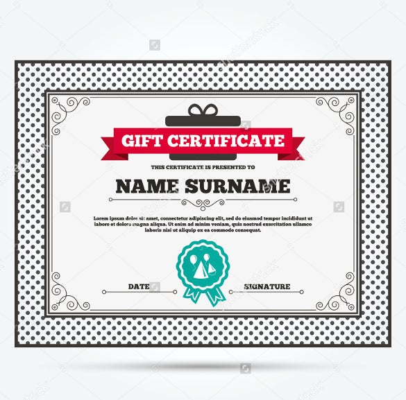 Birthday Certificate Templates  Free Sample Example Format