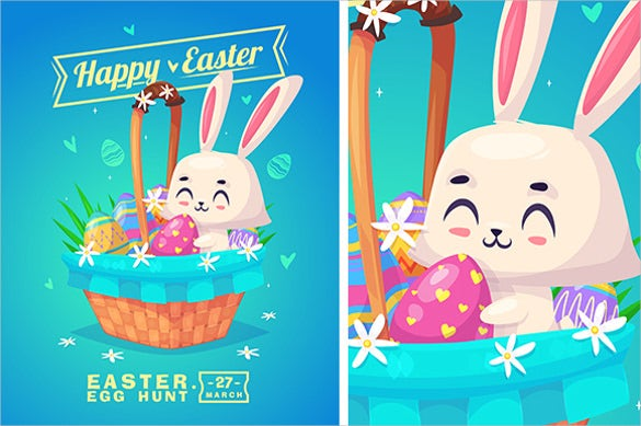 happy easter greeting card download 2