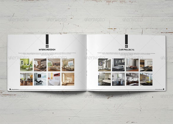 Home Interior Design Brochure Pdf