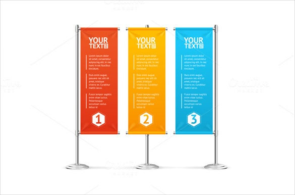 Flag Banner Template – 21+ Free PSD, AI, Vector EPS, Illustrator ...