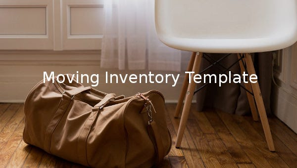 moving inventory