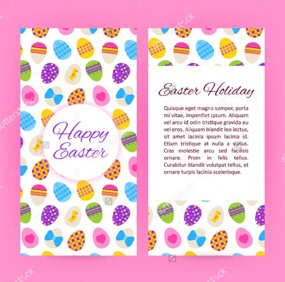 Easter Brochure Template - 13+ Free Sample, Example, Format