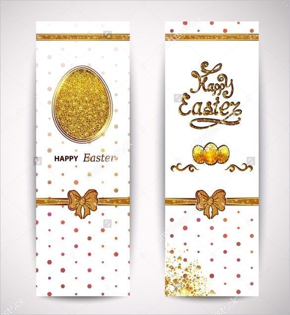 beautiful easter brochure example template download