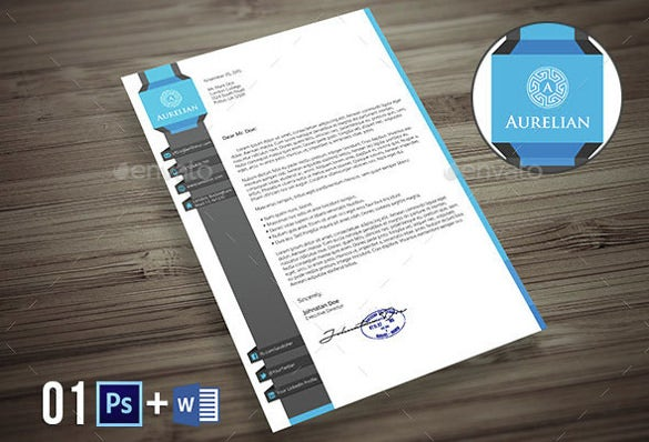 corporate letterhead holiday template2