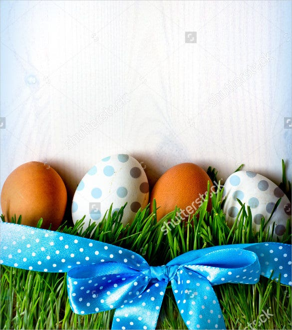 easter background eggs on the grass download