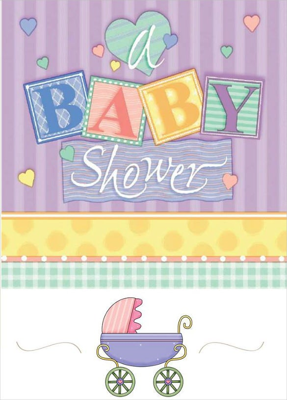 Baby shower banner template 21 free psd ai vector eps Baby shower banners