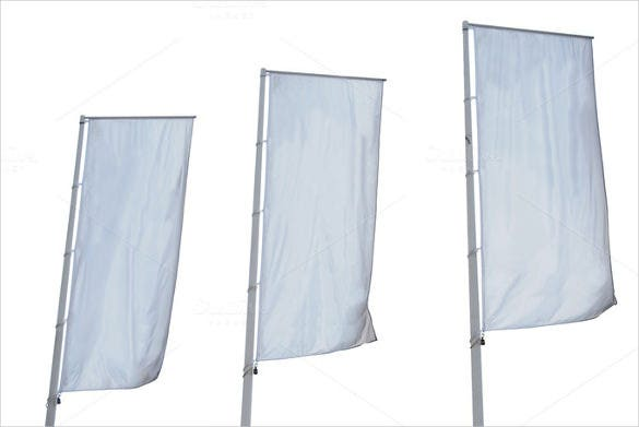 marketing blank banner template