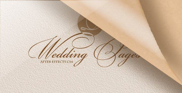 Free Download Project Wedding for Adobe After Effects Pack