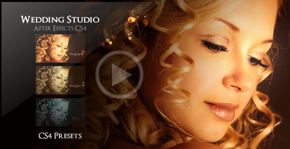 adobe after effects title templates free - wedding video templates 35 free after effects file