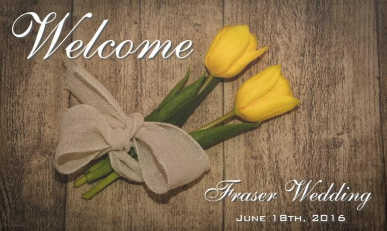 tulips welcome banner template 788x470