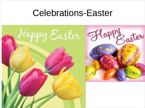 celebration easter powerpoint download