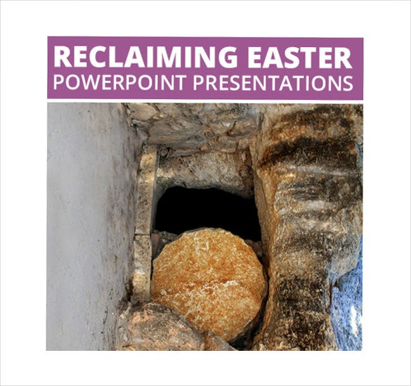 reclaiming eastern powerpoint download in white background