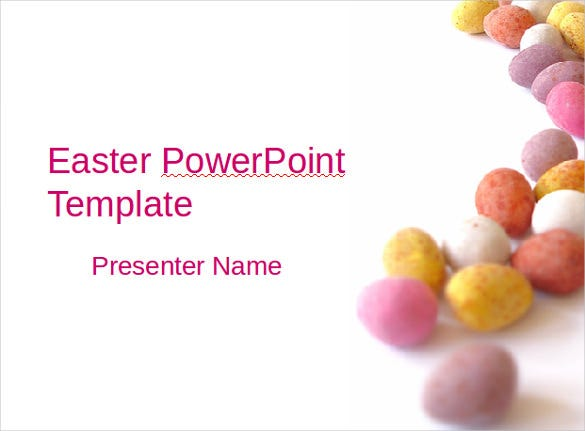 12+ Easter Powerpoint Templates – Free Sample, Example, Format