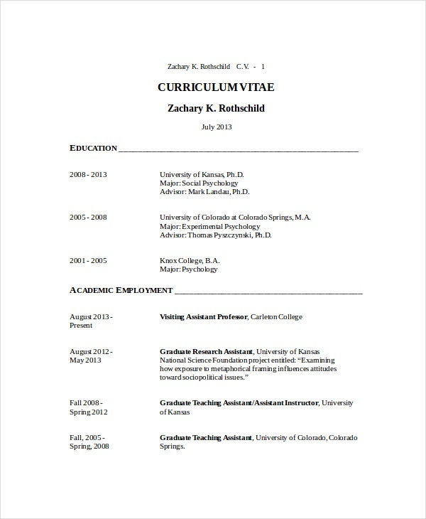... Research Resume Template By Research Assistant Resume Template 5 Free  Word Excel ...