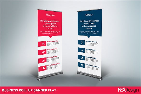 Banner design template 20 free psd ai vector eps illustrator business banner design template pronofoot35fo Choice Image