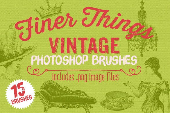 finer things vintage ps crown brushes download