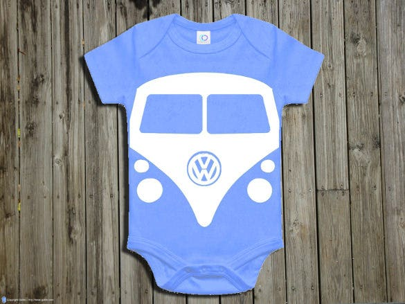 Vw Baby Clothes