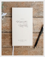 Wedding Planner Book For Download