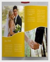 Elegant Wedding Brochure Template