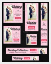 Collection of Wedding Banner Designs