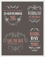 Wedding Label Design For Downloads