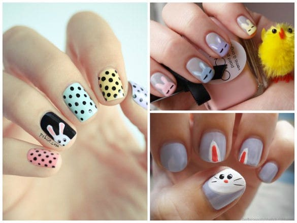 easter nail art praktic ideas