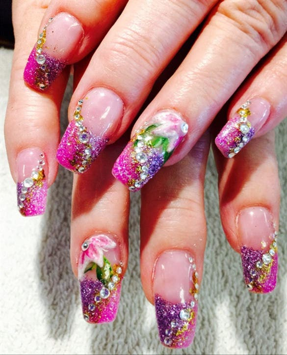 30 Easter Nail Designs Free Sample Example Format Download