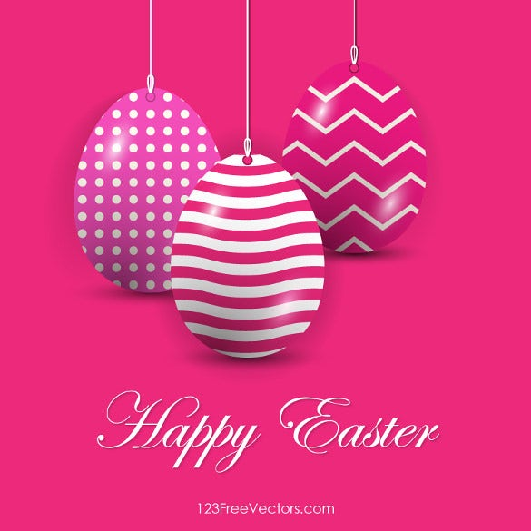 beautiful pink background vector template