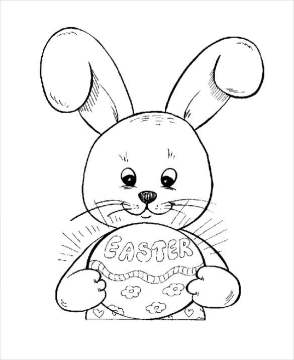 free pdf good easter bunny download