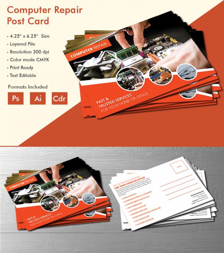 Computer_Repair_Postcard