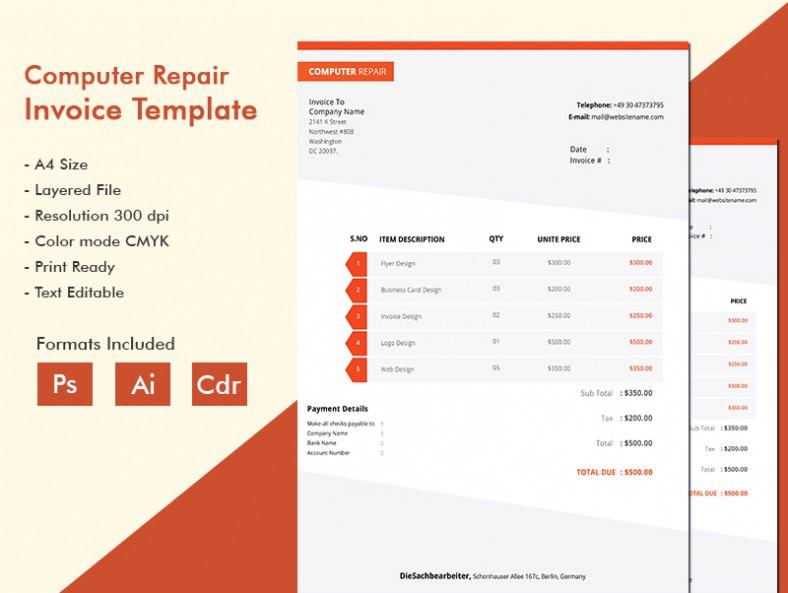 Computer_Repair_Invoice