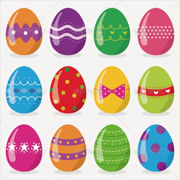 set of easter eggs1