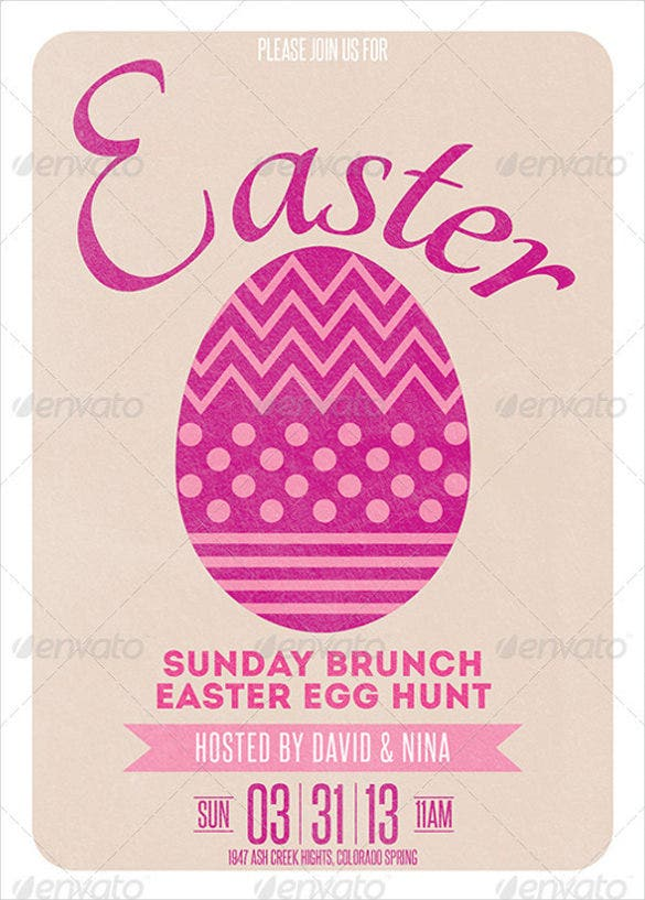 Easter Brunch Invitations Free  Merry Christmas And Happy New Year
