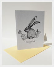 Easter Drawing on Card